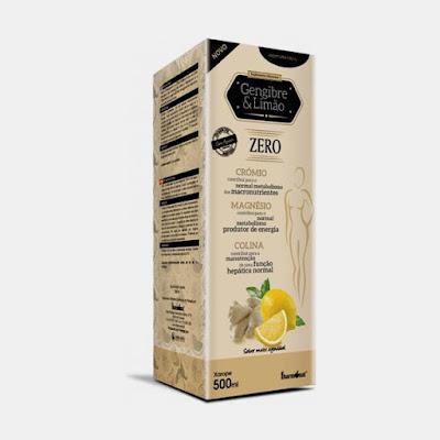 Gengibre e limão zero