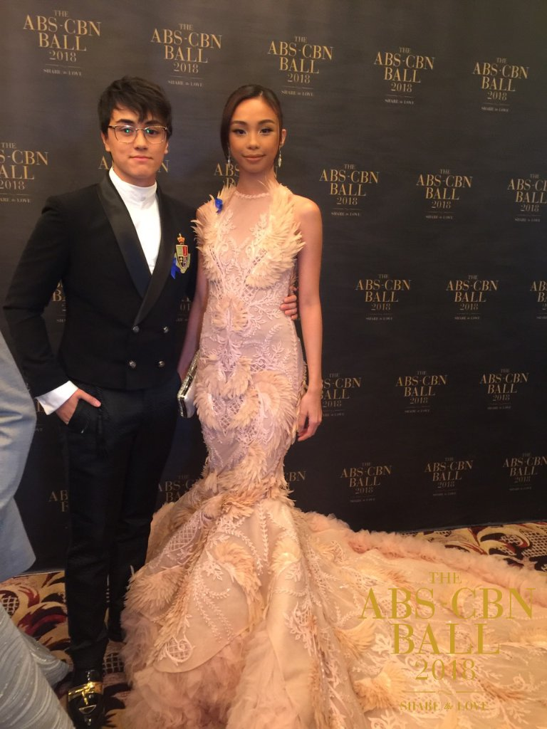 Maymay Entrata and Edward Barber (Mayward)