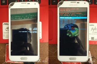 Hard Reset Samsung Galaxy S5 Replika (Lupa PIN)