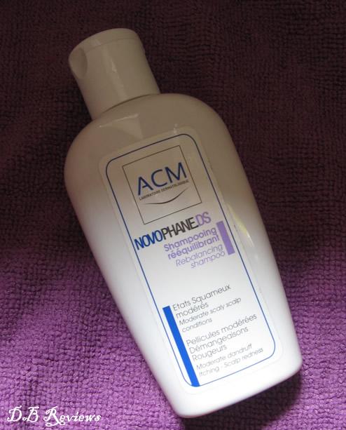 ACM Novophane DS Rebalancing Shampoo