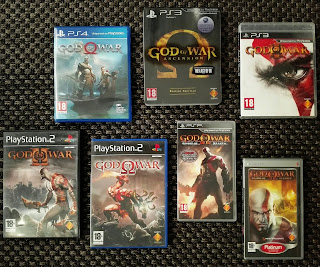 god of war chains of olympus collection
