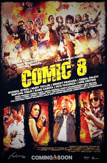 SukaMovie | Download Film Comic 8 (2014) Full Movie