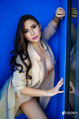 Hot and sexy photos of beautiful pinay hottie chick freelance model Rodaliza Lucmayon photo highlights on Pinays Finest Sexy Photo Collection site.