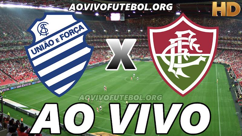 CSA x Fluminense Ao Vivo Hoje em HD