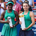 World No.1 Simona Halep needed over two-and-a-half hours of bruising baseline tennis to overcome No.3 seed Sloane Stephens in the Rogers Cup final and win her third title of the year