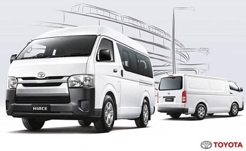 Harga New Toyota Hiace Baru bekas