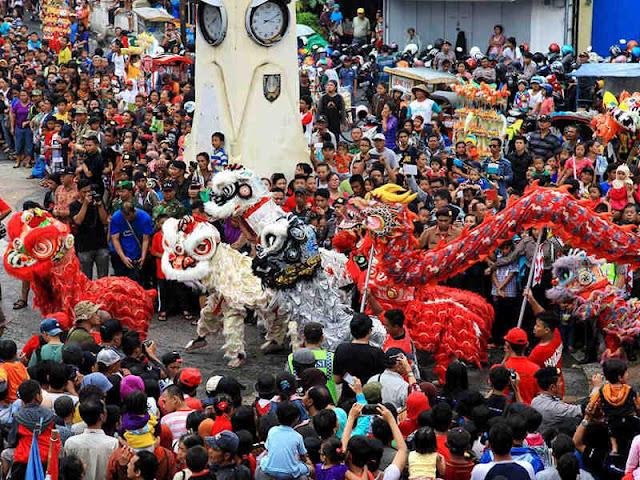 Imlek, Perayaan Tahun Baru Etnis Tionghoa Penuh Makna