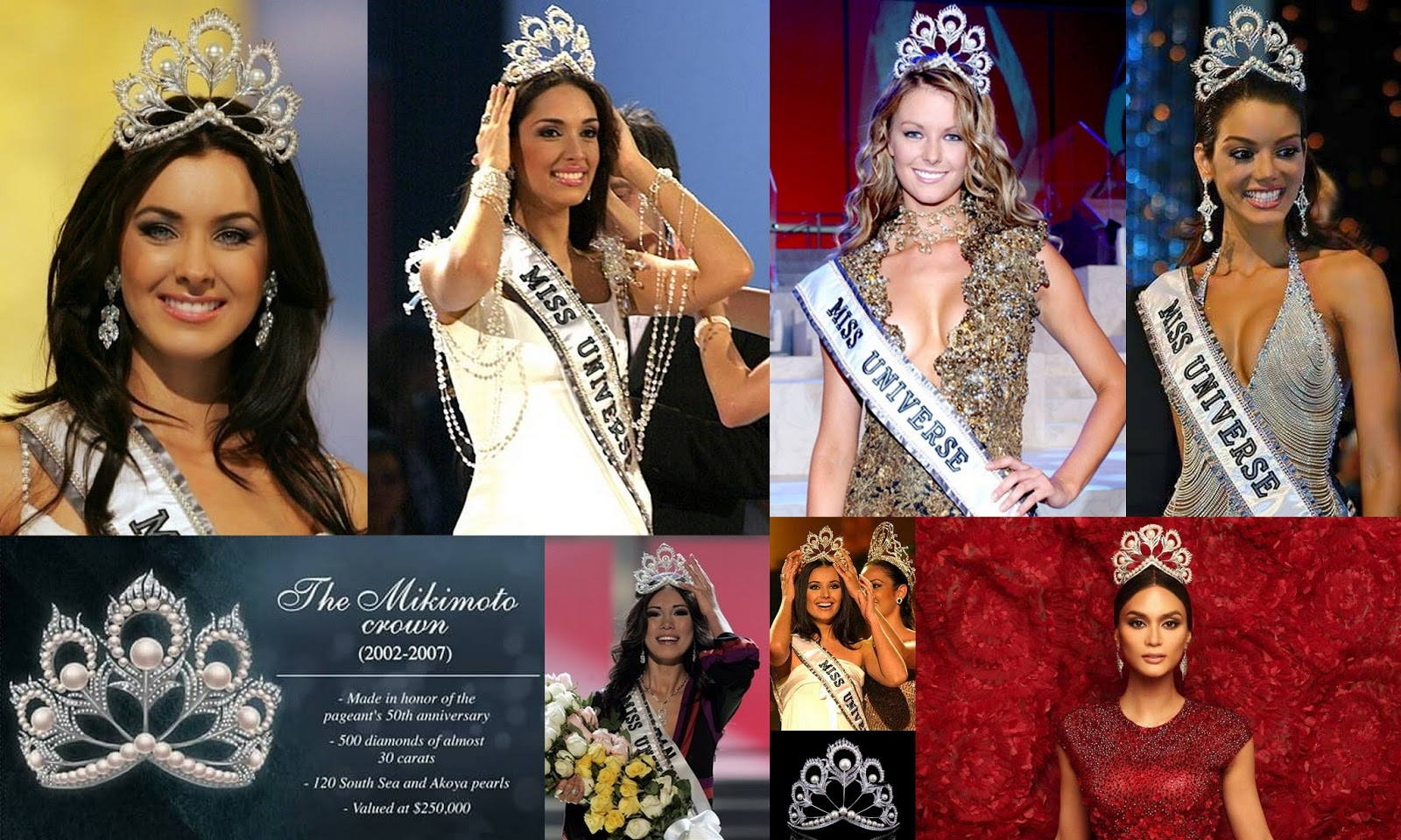 how to make miss universe crown