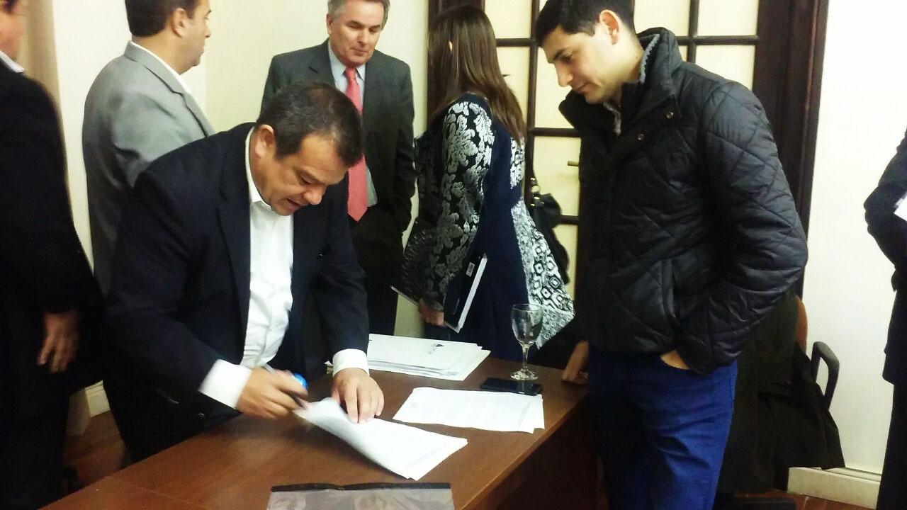Se firm un convenio entre el municipio y el ministerio for Ministerio del interior nacion