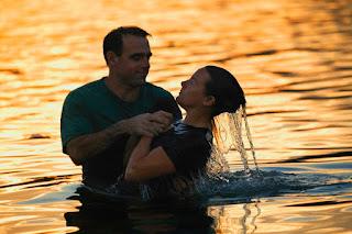 Cual es el significado del bautismo en agua