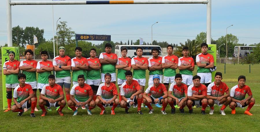Seleccionado Desarrollo M16 de la Unión Jujeña de Rugby #NacionaldeDesarrollo