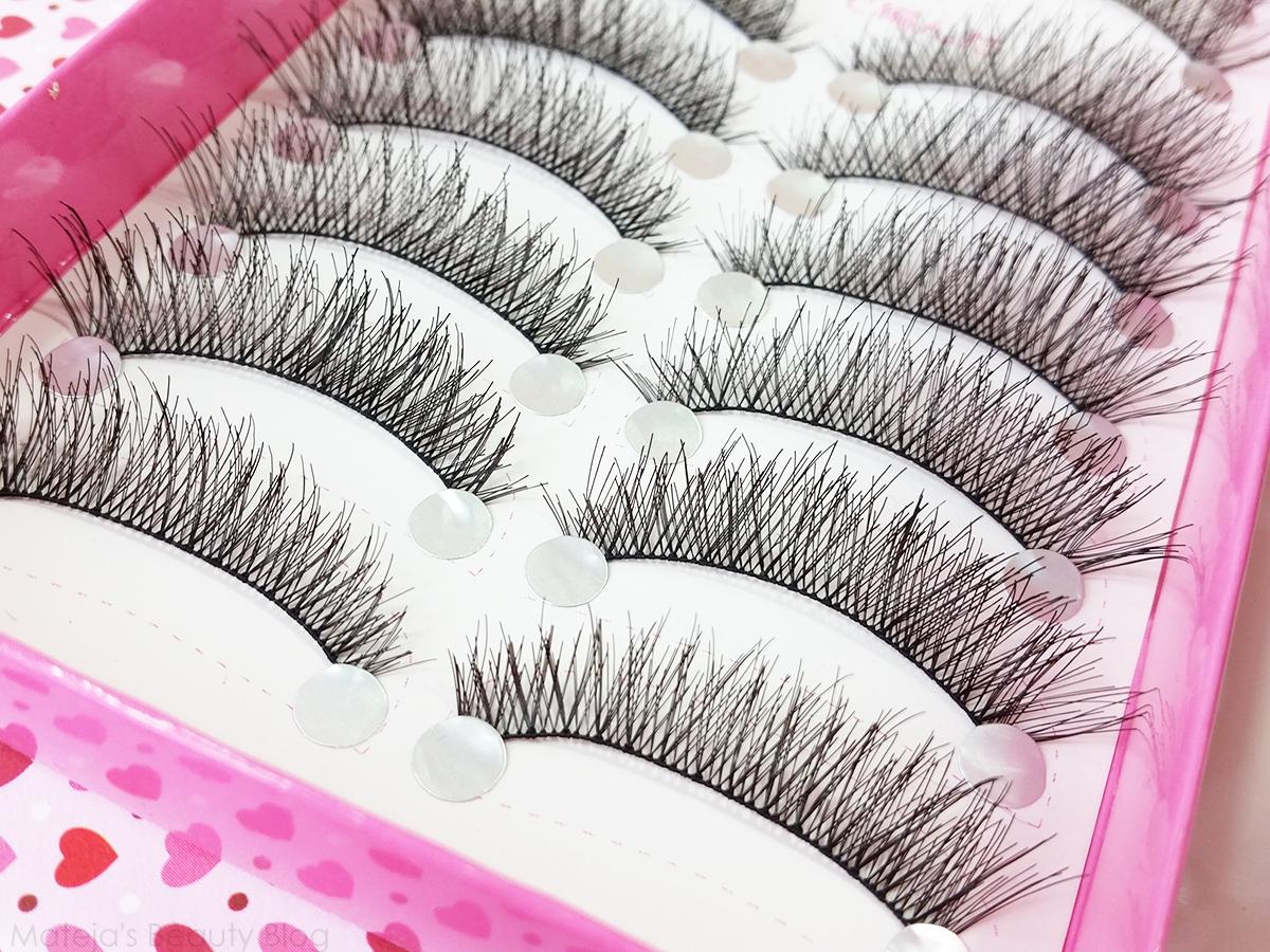 Born Pretty Eyelashes Hs 43 Pa Dolly Love Matejas Beauty Blog