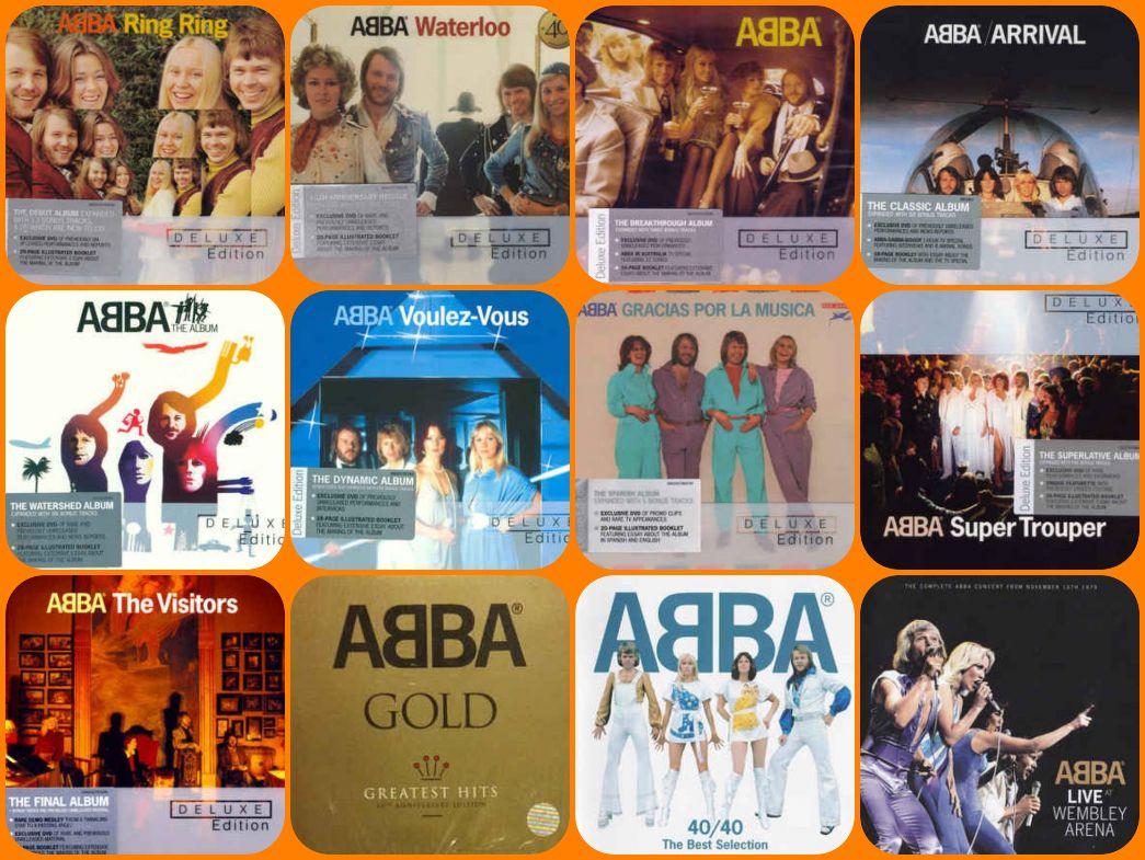 abba full discography download torrent