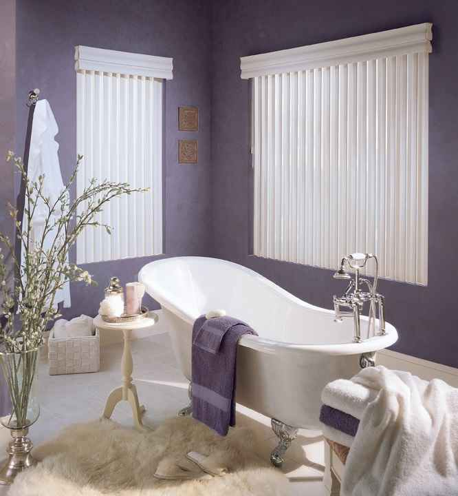Bathroom blinds ideas home and garden ideas for Home and garden bathroom ideas