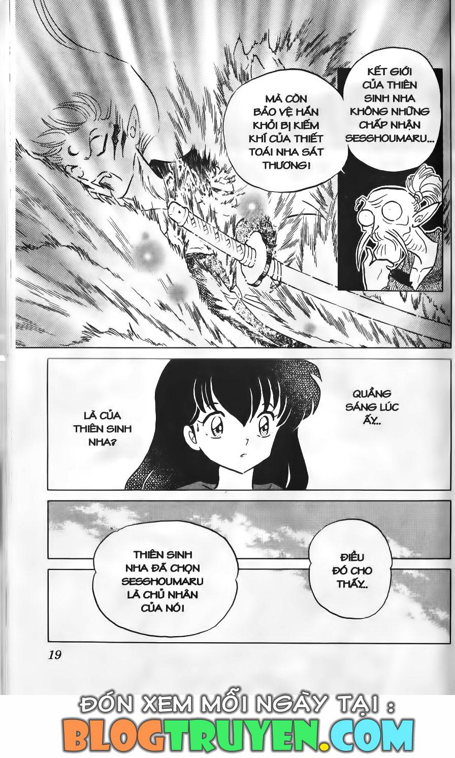 Inuyasha vol 14.1 trang 18