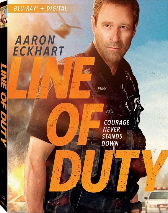 Line of Duty (2019) Blu-ray