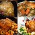 طريقة عمل دجاج مشوي بالكيس اللذ طريقة