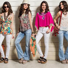 tendencia verano moda y estilo boho urbano by sophya