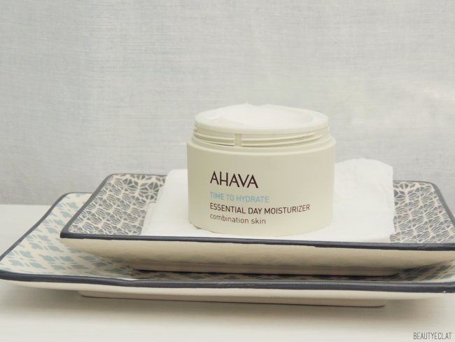 avis ahava hydratant essential day moisturizer texture