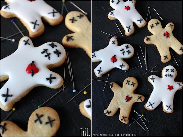 Voodoo-Kekse für Freitag den 13.
