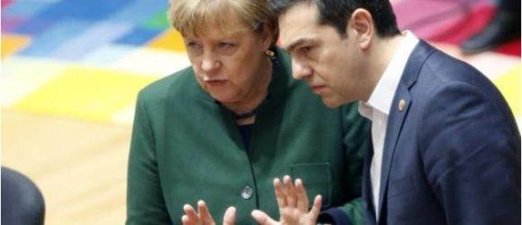 Μέρκελ και Τσίπρας πραγματοποιούν την επιθυμία του Χίτλερ