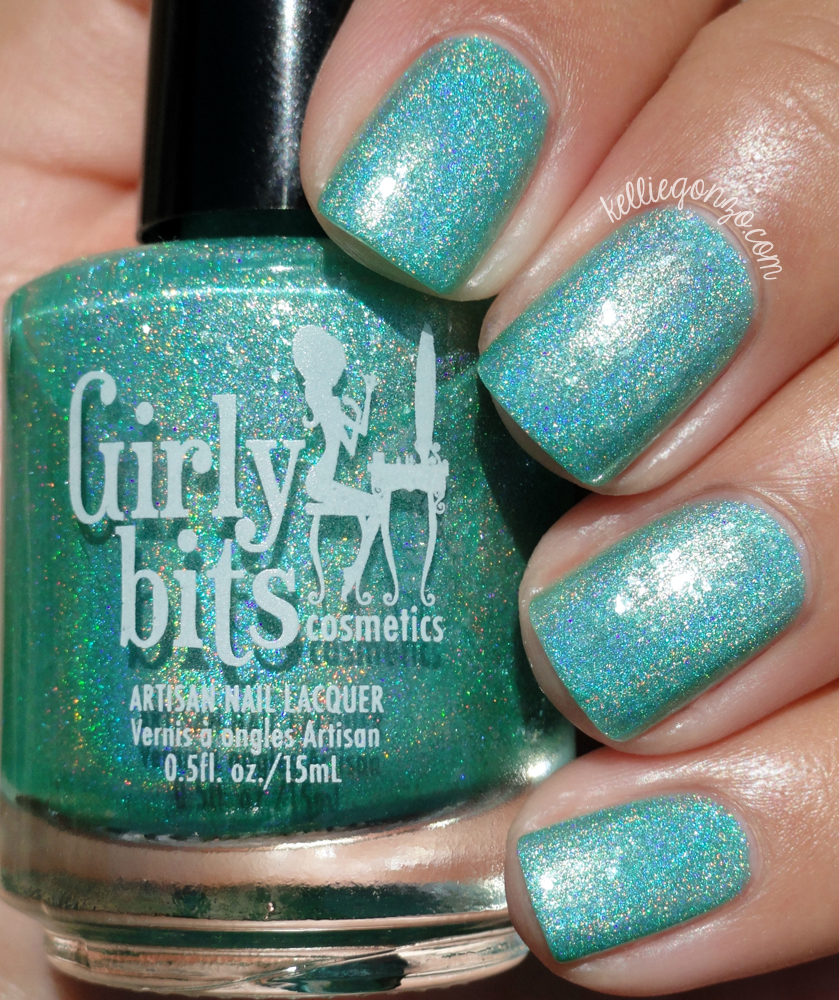 Girly Bits Cosmetics Mint Chocolate