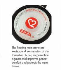 Membran Stetoskop ERKA Classic