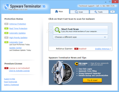 Download Spyware Terminator