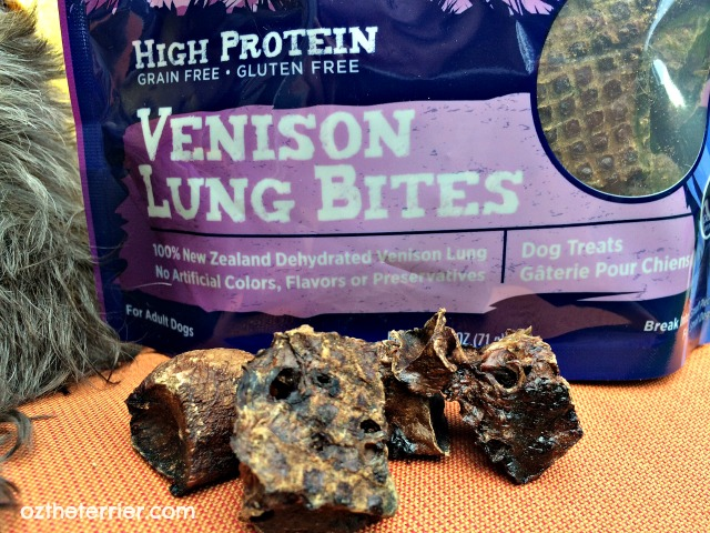Natural Balance Wild Pursuit Venison Lung Bites