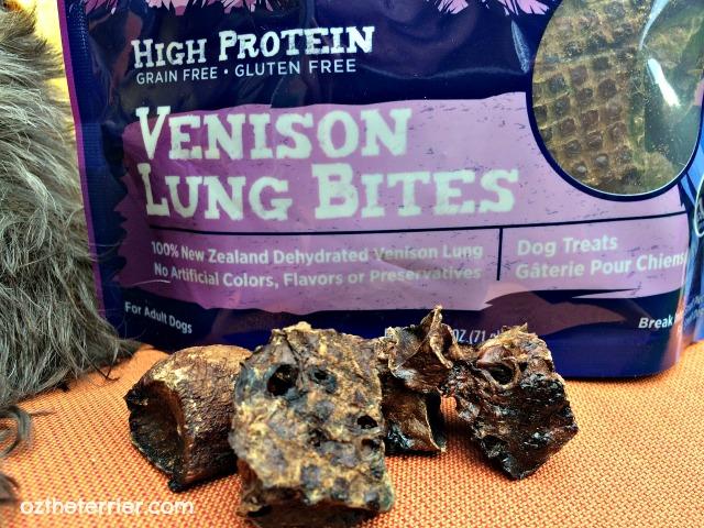 Natural Balance Wild Pursuit Venison Lung Bites