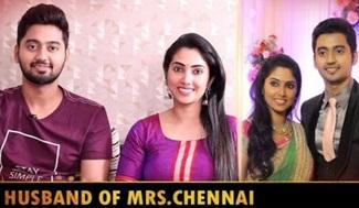 Interview with Singer MK Balaji and Priyanka Cholan