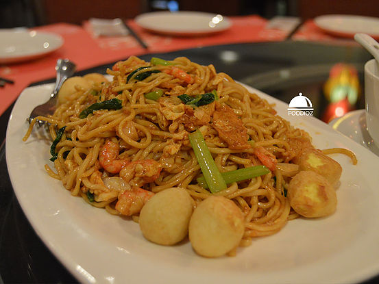 Happy Birthday me! Njun Njan Restaurant, Central Park Mall