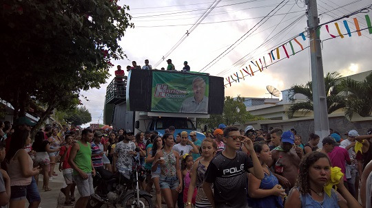Bloco do Zé anima pós-carnaval em Limoeiro.