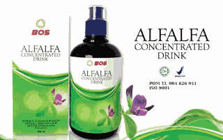 Alfalfa Concentrated Drink