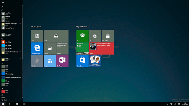 Windows 10 Pro x64x32 ISO Updates