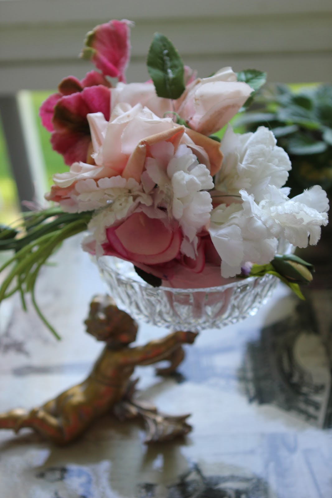 Romancing The Home Vintage Millinery Flowers