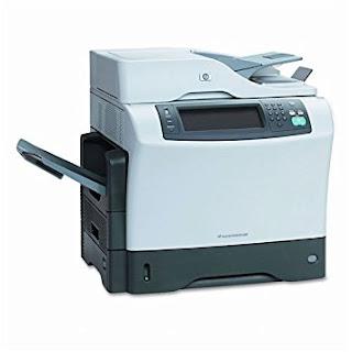 Download HP LaserJet M4345 drivers