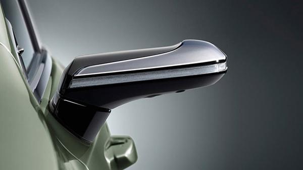 2019 Lexus ES Ayna Sistemi - 2