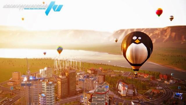SimCity 5 Deluxe Edition PC Full Español