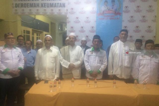 Menangkan Prabowo-Sandi, Kiai dan Habaib Dirikan Rumah Keumatan di Surabaya