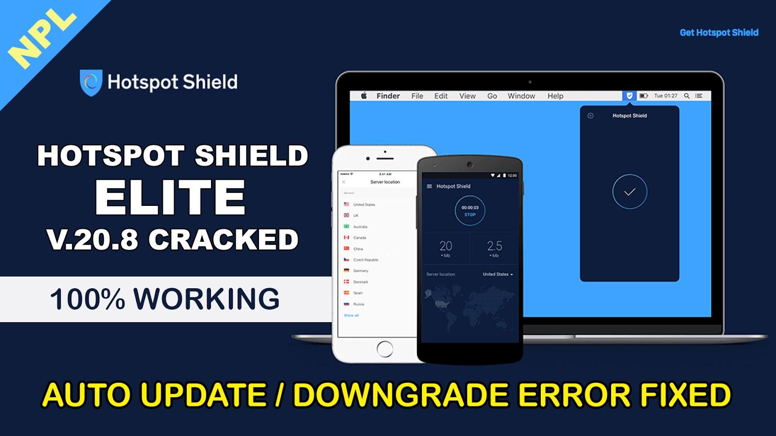 descargar hotspot shield vpn elite 7.20.8