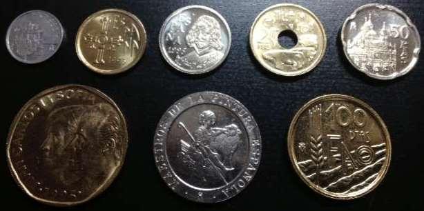 Las Monedas De Franco Y Juan Carlos Valen Algo