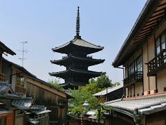 京都・八坂の塔