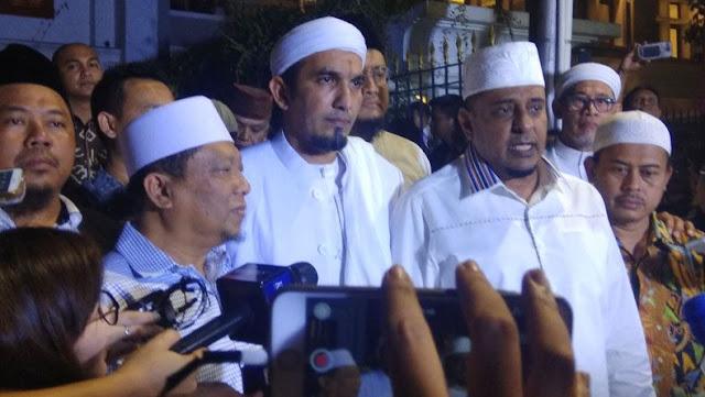 Cawapres Prabowo, GNPF Ulama Sodorkan Arifin Ilham dan Aa Gym