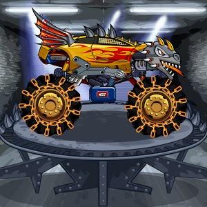 Mad Truck Challenge Racing v2.1 Mod Apk