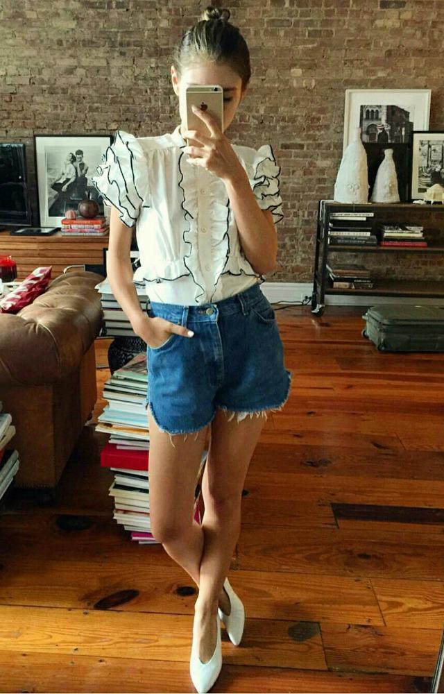 Looks da Jenny Walton - outfits