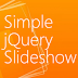 Create SliderShow bằng Jquery