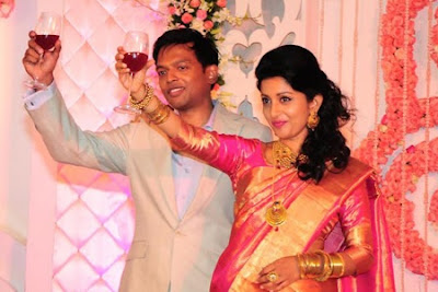 Meera-Jasmine-reception-photo