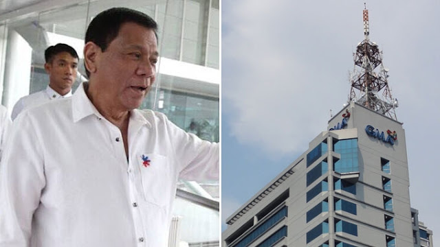 President Duterte Extends The GMA-7 Franchise For 25 More Years!