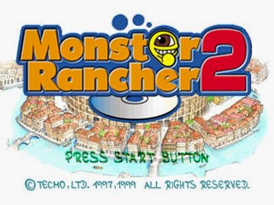 monster rancher psx iso